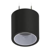 LUGSTAR LB LED PENDANT BLACK